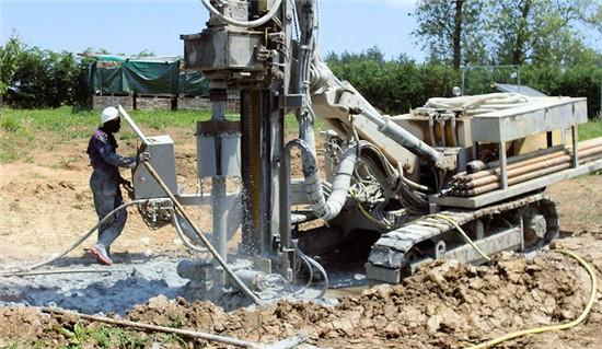 Pozzo geotermico